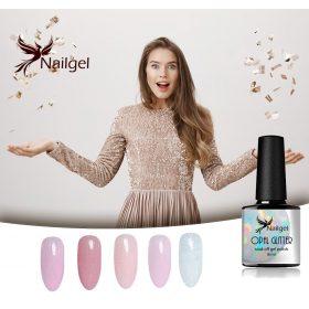 Opal glitter gélový lak